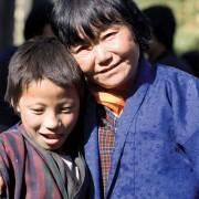Bhutan Villagers
