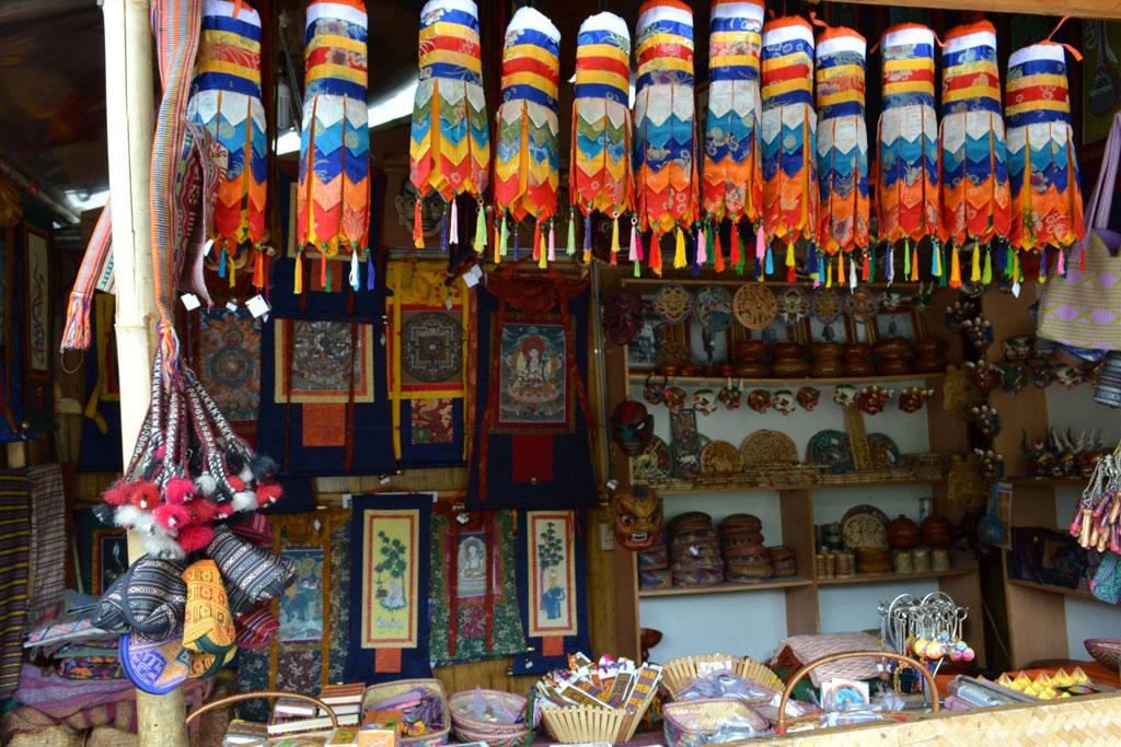 The Crafts of Bhutan