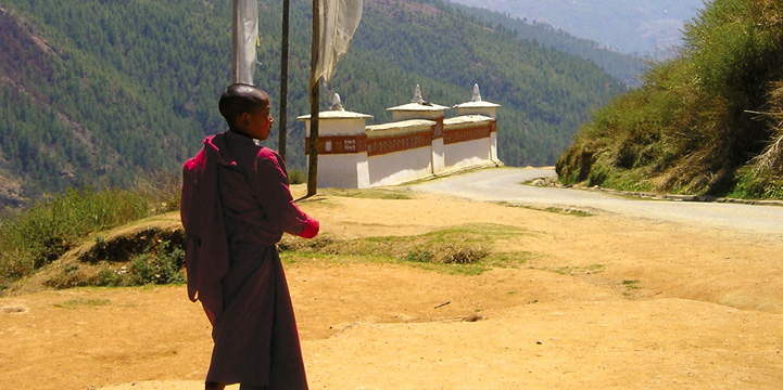 Journey Across Bhutan
