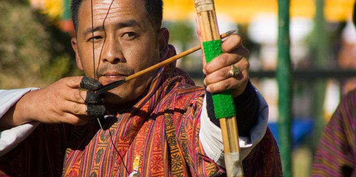 Living Culture of Bhutan