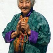 Pilgrim in Thimphu