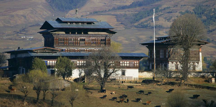 Historic Central Bhutan