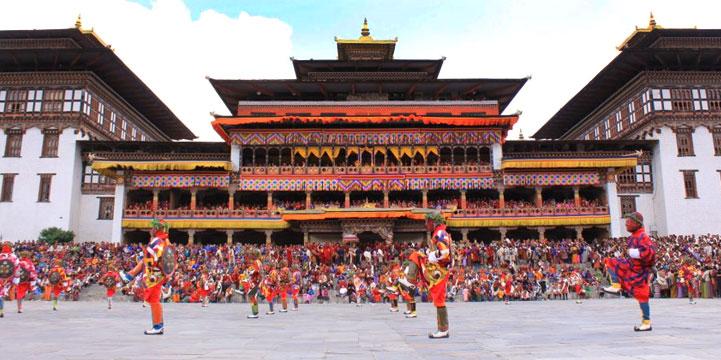 Thimphu Tsechu