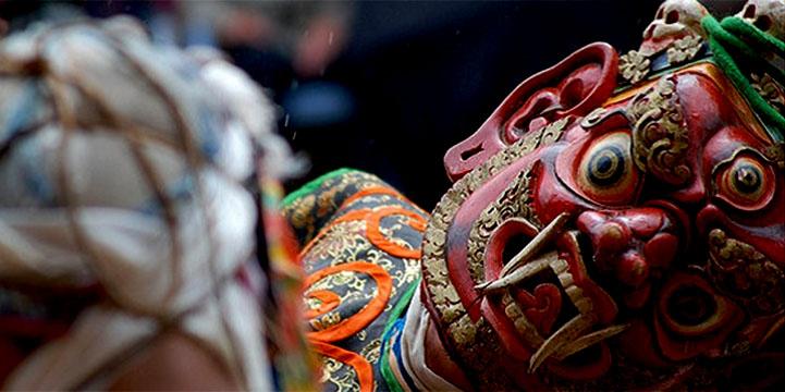 Nimalung & Kurjey Festivals