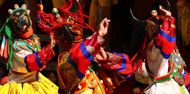 Changangkha Lhakhang Festival