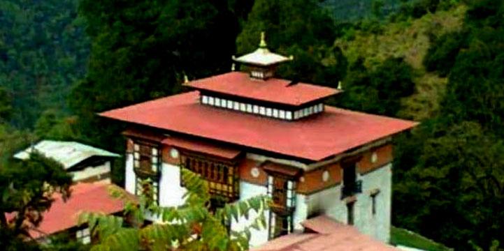 Chezhi Goenpa Temple Festival