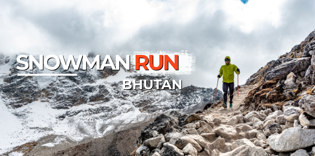 Snowman Run Bhutan